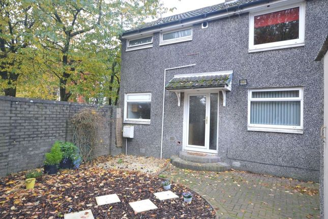 Thumbnail Terraced house to rent in Alves Drive, Glenrothes