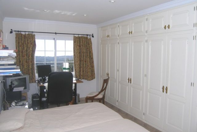 Bedroom 3 With Fitted Wardrobes