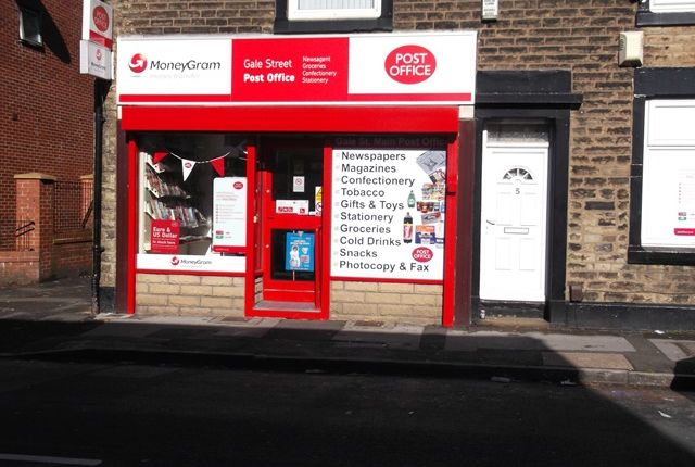 Thumbnail Retail premises for sale in 3-7 Gale Street, Lancashire