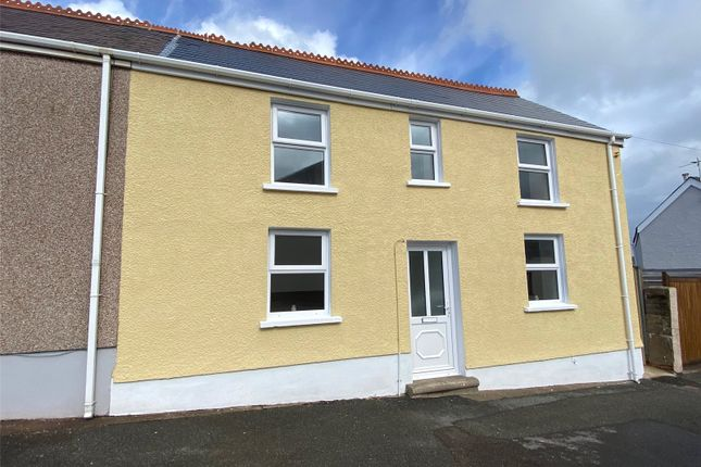 2 bed semi-detached house for sale in Upper Hill Street, Hakin, Milford Haven SA73