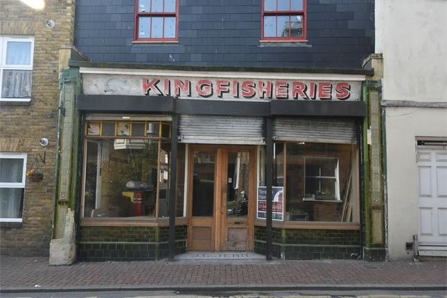 Commercial property for sale in King Street, Margate, Kent
