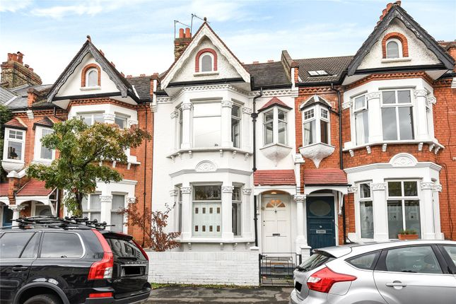 Thumbnail Terraced house for sale in Tulsemere Road, West Dulwich London