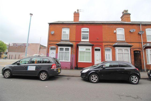 2 bed terraced house for sale in Watts Road, Small Heath, Birmingham B10