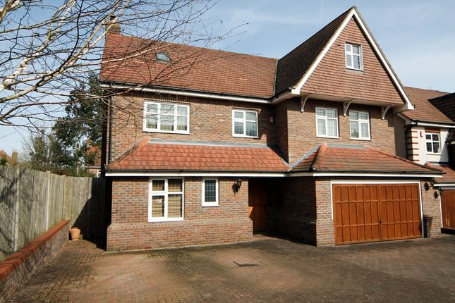 Thumbnail Detached house for sale in Claudius Close, Stanmore