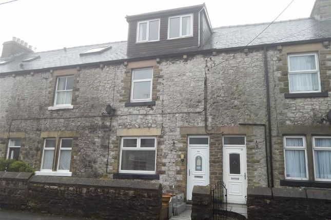 Thumbnail Terraced house for sale in Upper End Road, Buxton, Derbyshire