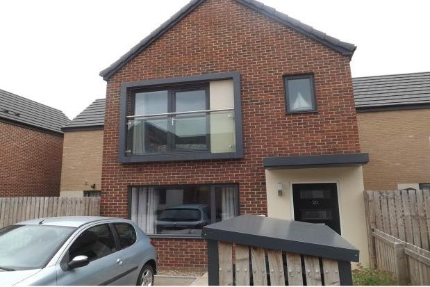 Thumbnail Property to rent in School House Mews, Doncaster
