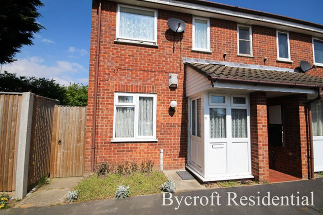 Thumbnail Flat for sale in Forth Close, Caister-On-Sea, Great Yarmouth