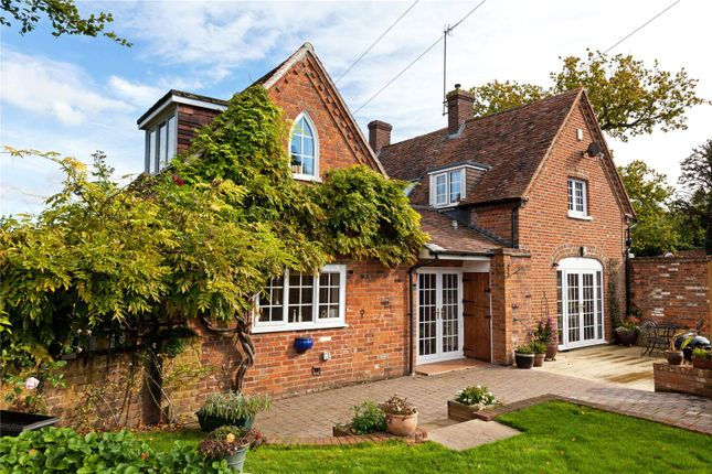 Thumbnail Semi-detached house for sale in The Street, Aldermaston, Reading, Berkshire