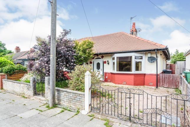 Thumbnail Bungalow for sale in Grange Avenue, Thornton-Cleveleys, Lancashire, .