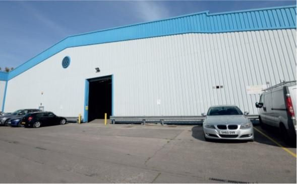 Thumbnail Light industrial to let in Unit 4B Stretton Distribution Centre, Grappenhall Lane, Warrington, Cheshire