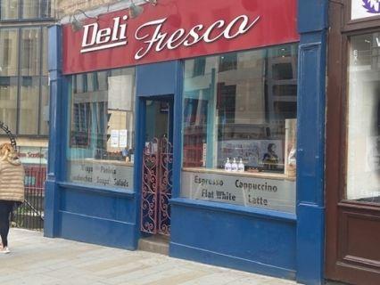 Thumbnail Restaurant/cafe for sale in Leith Street, Edinburgh