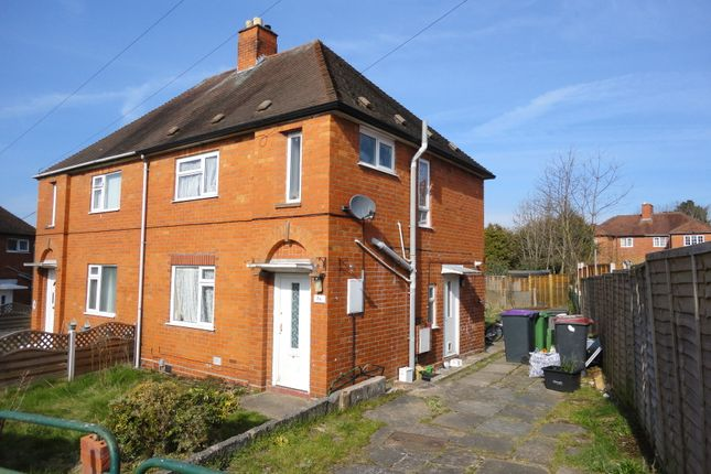Thumbnail Semi-detached house for sale in Wrekin View, Madeley, Telford
