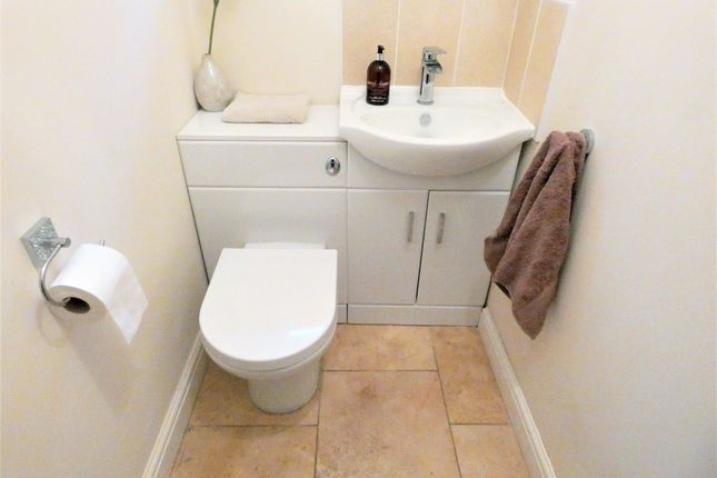 Cloakroom of Wyndham Close, Oadby, Leicester LE2