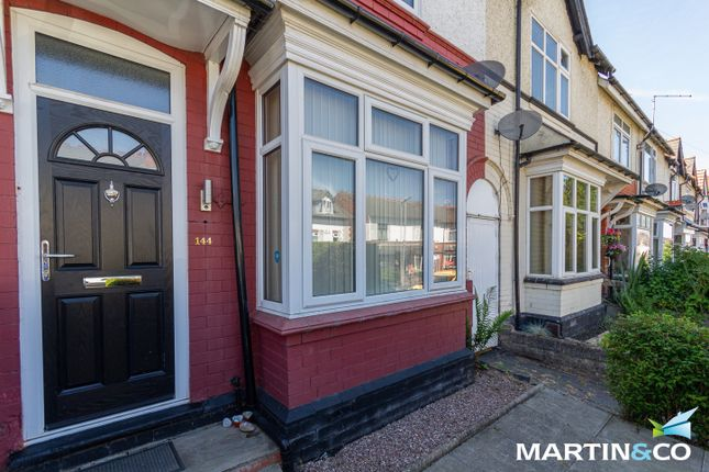 Thumbnail Terraced house to rent in Galton Road, Bearwood