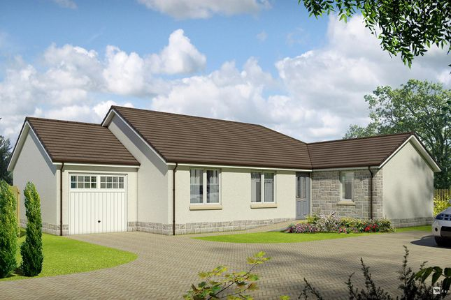 Thumbnail Bungalow for sale in The Caitrin, Hayfield Brae, G S Brown Construction, Methven