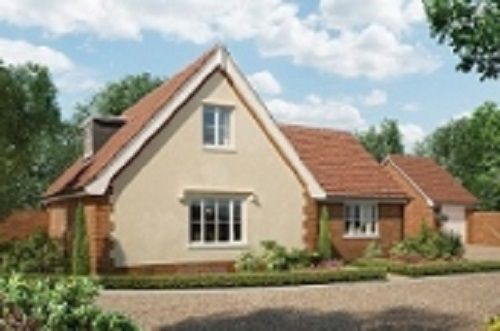 Thumbnail Detached house for sale in Harvey Lane, Dickleburgh, Diss, Suffolk