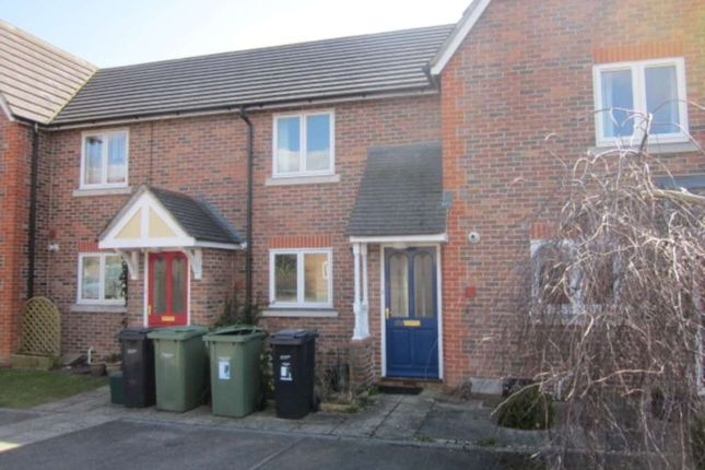 Thumbnail Terraced house to rent in Willow Brook, Abingdon