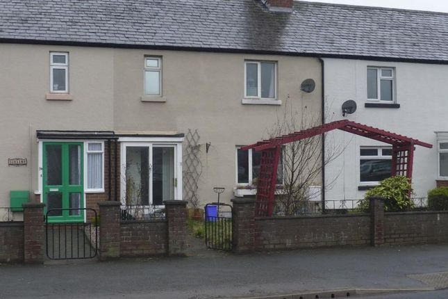 Thumbnail Terraced house to rent in Shrewsbury Road, Craven Arms