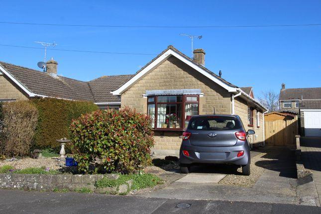 Thumbnail Semi-detached bungalow for sale in Edridge Close, Chippenham