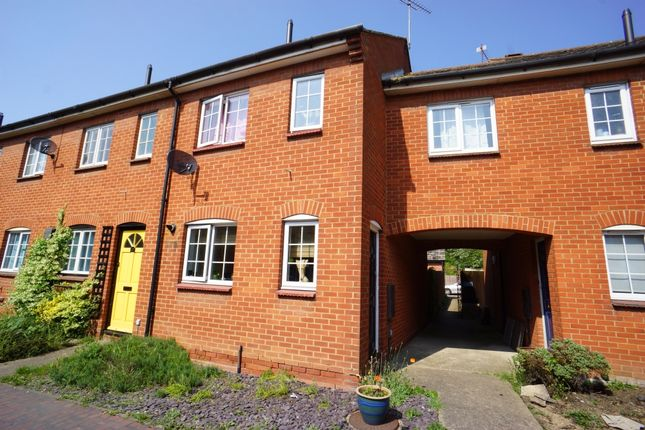 2 bed end terrace house for sale in Tickford Street, Newport Pagnell