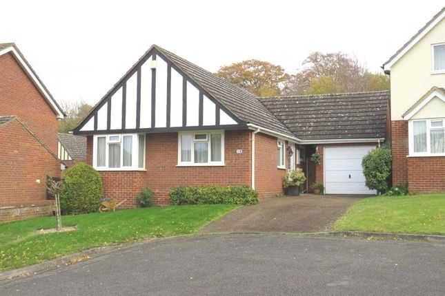 Thumbnail Detached bungalow for sale in Saffron Street, Royston