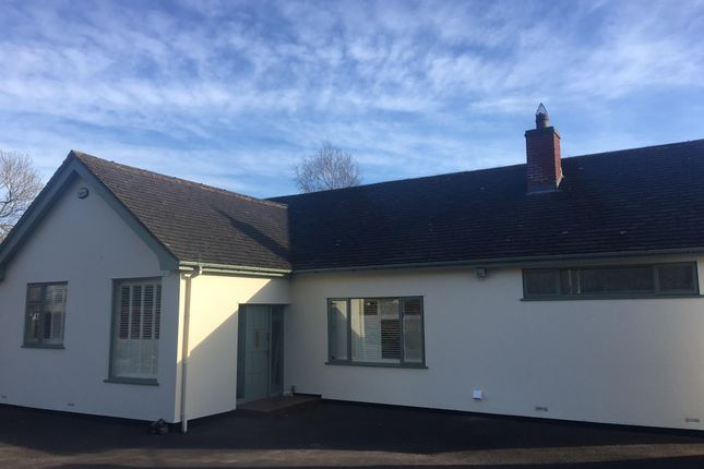 Thumbnail Bungalow to rent in Stockwell Heath, Rugeley