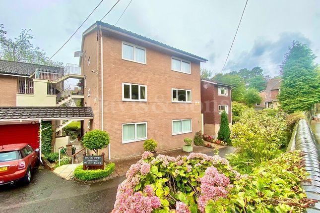 Thumbnail Maisonette to rent in Stow Park Crescent, Newport