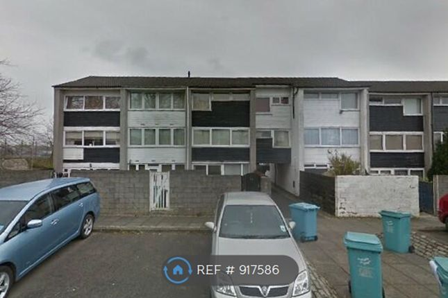 Thumbnail Terraced house to rent in Wallbrae Road, Cumbernauld, Glasgow
