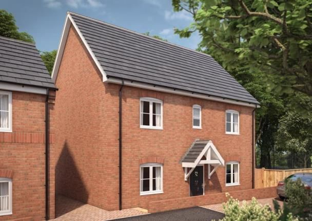 Thumbnail Detached house for sale in Moorbrooke, 12 Silverbirch Close, Hartshill, Nuneaton