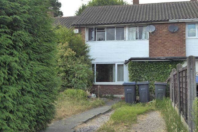Thumbnail Terraced house for sale in Burnlea Grove, Birmingham