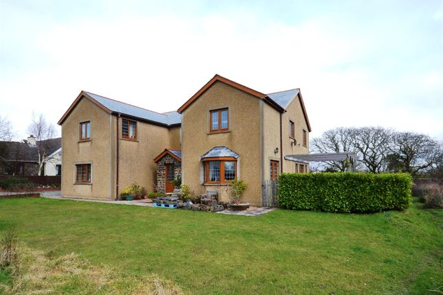 Thumbnail Detached house for sale in The Meads Drive, Hook, Haverfordwest