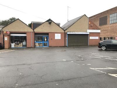 Thumbnail Warehouse to let in Unit 2, Russell Street, Burton Upon Trent, Staffordshire