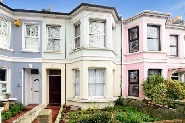 Front Elevation of Ashdown Road, Worthing, West Sussex BN11