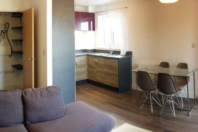 Thumbnail Flat to rent in Atlas Way, Milton Keynes Village, Milton Keynes