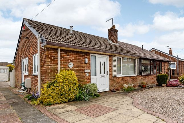 Thumbnail Semi-detached house for sale in Thoresby Drive, Gomersal, West Yorkshire