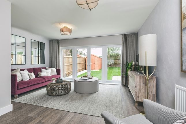 Thumbnail 4 bed terraced house for sale in Broadwater Gardens, London