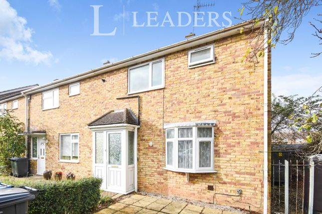 2 bed end terrace house to rent in The Readings, Harlow CM18