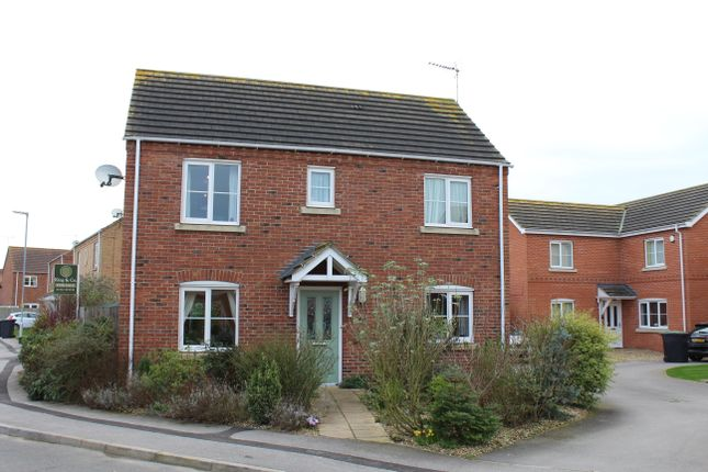 3 bed detached house for sale in Post Mill Close, North Hykeham