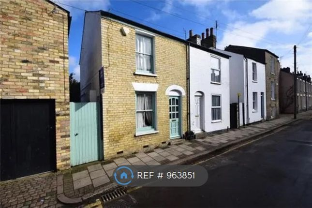 Thumbnail End terrace house to rent in Cambridge, Cambridge