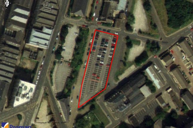 Thumbnail Land for sale in Captain Street, Bradford