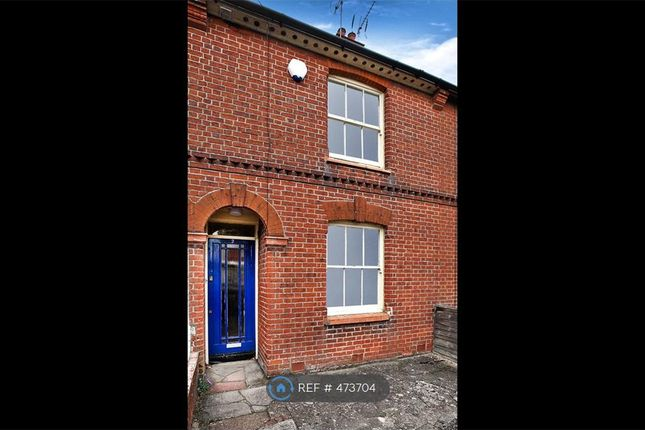 Thumbnail Terraced house to rent in St. Catherines Road, Winchester