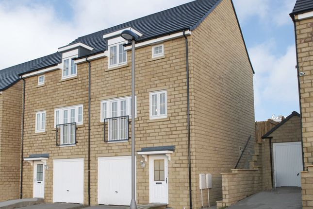 "Thumbnail Semi-detached house for sale in ""Whernside"" at North Dean Avenue, Keighley"