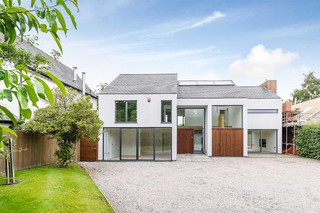 Thumbnail Detached house for sale in Malthouse Lane, Earlswood, Solihull