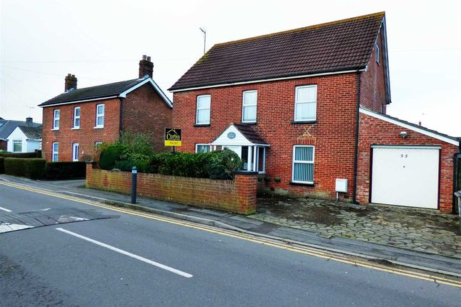 Thumbnail Detached house to rent in Canford Road, Bournemouth