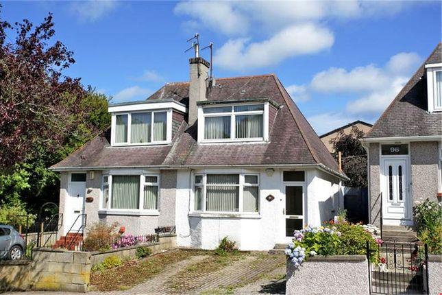 Thumbnail Semi-detached house for sale in Donbank Terrace, Aberdeen