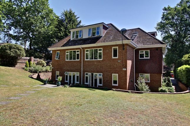 Thumbnail Flat for sale in Connaught Road, Camberley