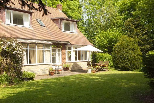 Thumbnail Detached house for sale in Hartford Road East, Bedlington