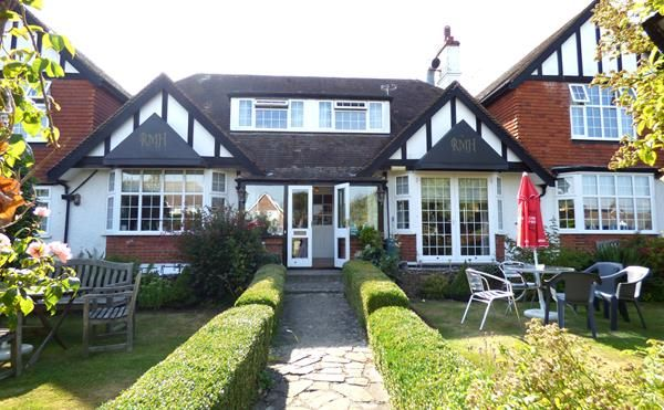Thumbnail Hotel/guest house for sale in Rustington Manor Hotel, 12 Broadmark Lane, Rustington, West Sussex