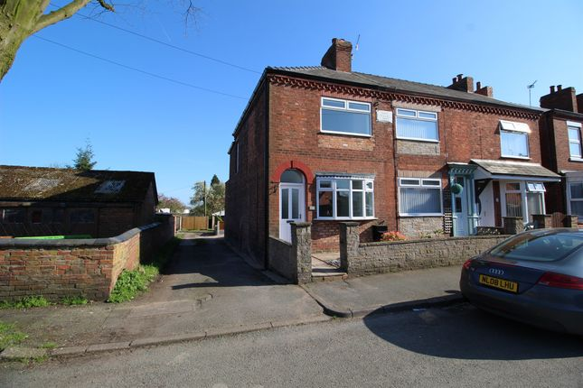 3 bed end terrace house for sale in Gladstone Street, Winsford