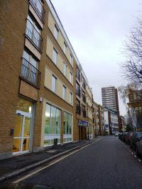 Thumbnail Flat to rent in Leathermarket Street, Borough
